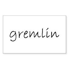 gremlin 2 Decal