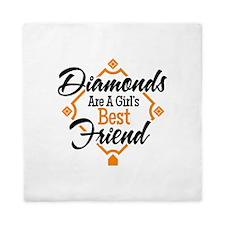Diamonds BG Queen Duvet