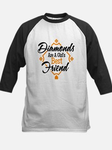 Diamonds BG Baseball Jersey