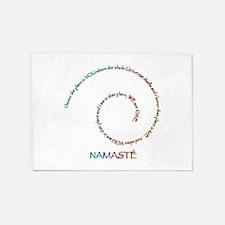 Namaste 5'x7'Area Rug