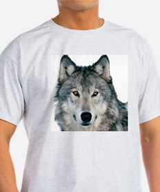 Timber Wolf - White Wolf T-Shirt