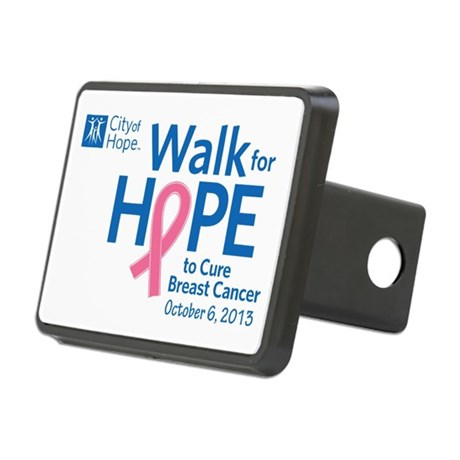 Walk for Hope 2013 Hitch Cover