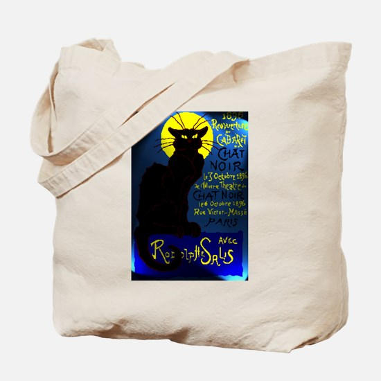 Cabaret du Chat Noir Tote Bag