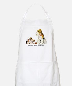 Love my TERRIERS! BBQ Apron