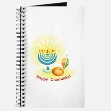 Chanukka Symbols Journal