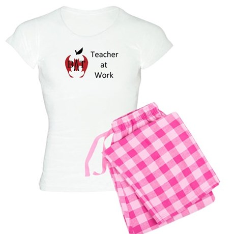 BAT Teacher at Work Pajamas