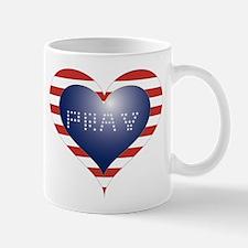 PRAY HEART Mug