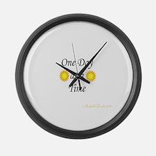 odat design Large Wall Clock