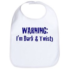 Dark & Twisty Bib