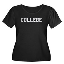 Vintage College T