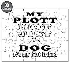 Plott not just a dog Puzzle