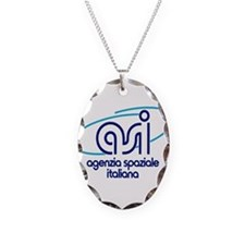 ASI - Italian Space Agency Necklace