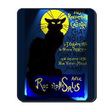 Cabaret du Chat Noir Mousepad