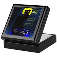 Cabaret du Chat Noir Keepsake Box