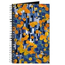 Klimtified! - Gold/Blue Journal