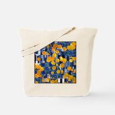 Klimtified! - Gold/Blue Tote Bag