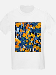 Klimtified! - Gold/Blue T-Shirt