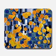 Klimtified! - Gold/Blue Mousepad