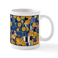 Klimtified! - Gold/Blue Mug