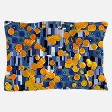 Klimtified! - Gold/Blue Pillow Case