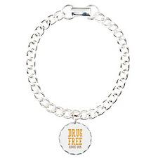 Drug Free Since 1975 Bracelet