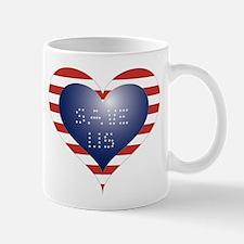 SAVE US HEART Mug