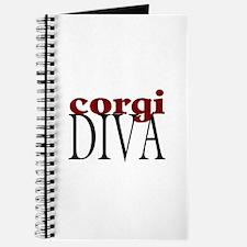 Corgi Diva Journal