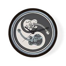Electric String Yang Wall Clock