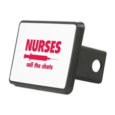 Nurses call the shots Hitch Cover