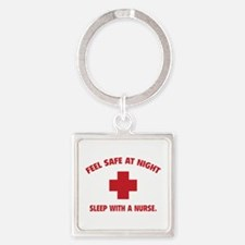 Feel safe at night - Sleep with a nurse Square Key