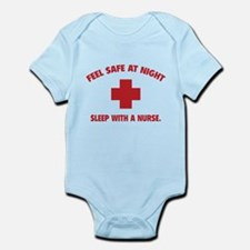 Feel safe at night - Sleep with a nurse Infant Bod