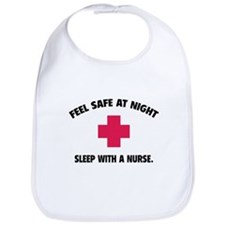 Feel safe at night - Sleep with a nurse Bib