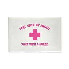 Feel safe at night - Sleep with a nurse Rectangle
