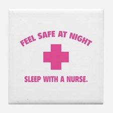 Feel safe at night - Sleep with a nurse Tile Coast