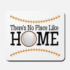 No Place Like Home BG Mousepad