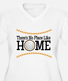 No Place Like Home BG Plus Size T-Shirt