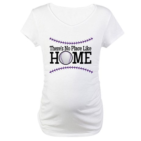 No Place Like Home PB Maternity T-Shirt
