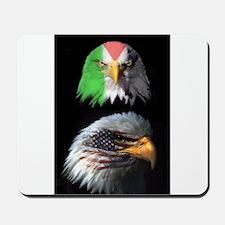 Eagles of USA & Palestine Solidarity Eagle Mousepa