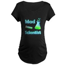 Mad Scientist Maternity T-Shirt