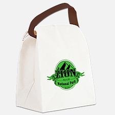 zion 5 Canvas Lunch Bag
