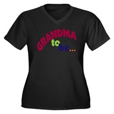 Grandma To Be Plus Size T-Shirt
