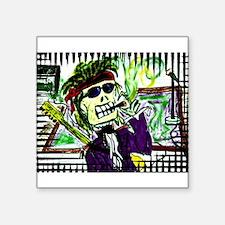 Rock 'n Bones Sticker