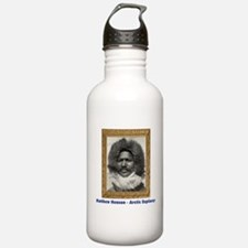 Matthew Henson - Arctic Adventurer Water Bottle