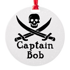 Captain Bob Ornament