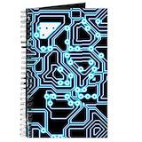Circuit board Journals & Spiral Notebooks