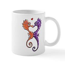 Sea Horse Kiss Mug