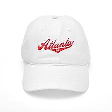 Atlanta GA Baseball Cap