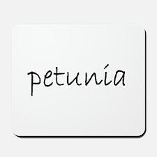 petunia 2 Mousepad