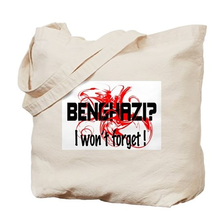 Forget Benghazi? Tote Bag