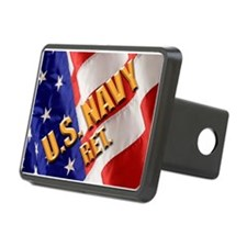 U.S. Navy retired Hitch Cover